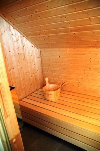 Sauna Kegelrobbe