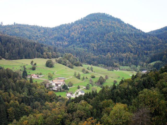 Idylische Berggemeinde
