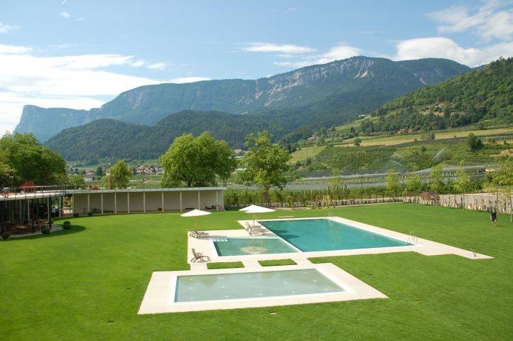 das Freibad das unsere Gäste kostenlos benützen können