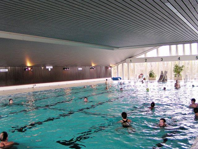 Hauseigenes, großes subtropisches Schwimmbad (gratis für unsere Gäste !!!)