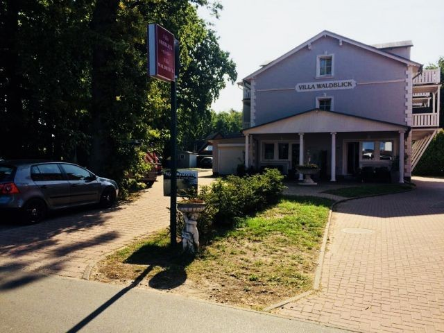 Herzlich Willkommen in der Villa Waldblick auf der Insel Rügen im Ostseebad Baabe!
