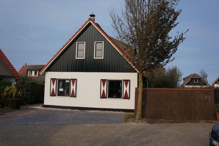 Aussenansicht - Villa 53 in Callantsoog