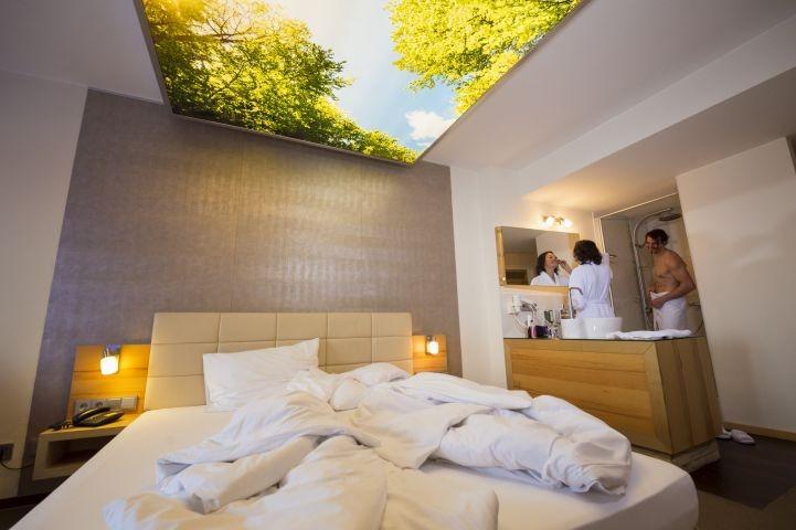 Kuschel-Doppezimmer - Romantik und Hochzeitsreise Bayern