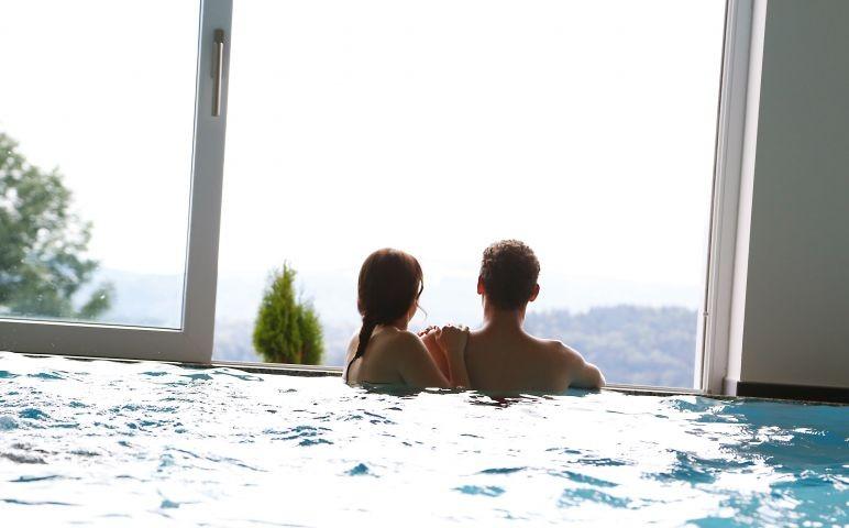 Romantisches Baden in Bayern, Wellnesshotel