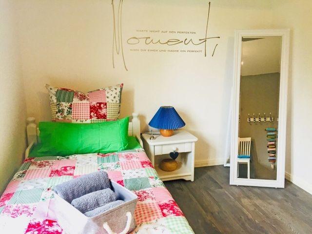 barrierefreies Schlafzimmer