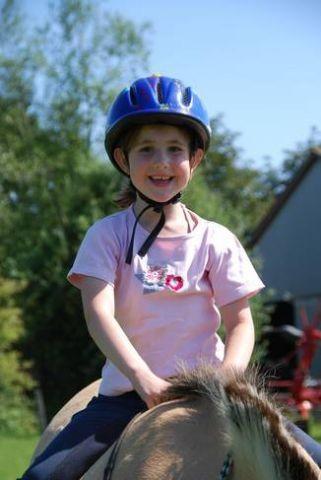 Ponys machen Kinder glücklich!