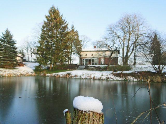Auch im Winter ein Traum - wir hoffen, Sie bald bei uns begrüßen zu dürfen!