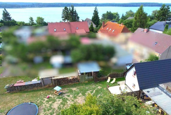 Haus und Grundstück am Schweriner See