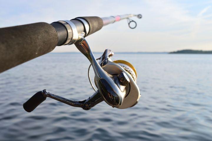 Perfektes Revier für Angler