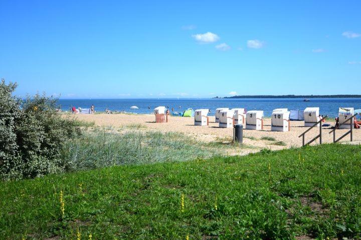 Ostsee Strand bei Wismar 20 km