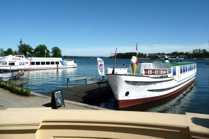 Fahrgastschifffahrt auf den Schweriner Seen