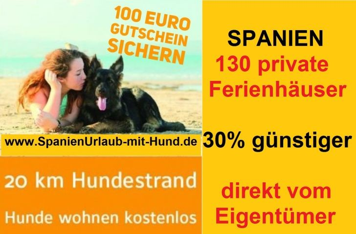100.- Euro Ferienhaus-Gutschein