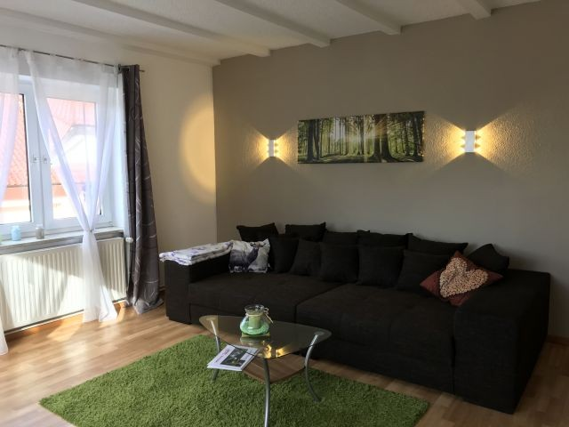 Wohnzimmer- Big Sofa