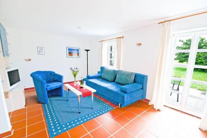Fewo Inselschwalbe (D42): Das Wohnzimmer.