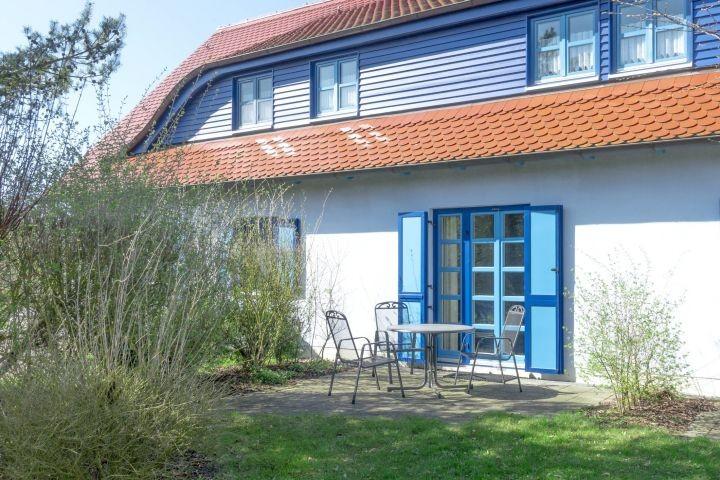 Studio Dünenschwalbe (A50): die Terrasse.