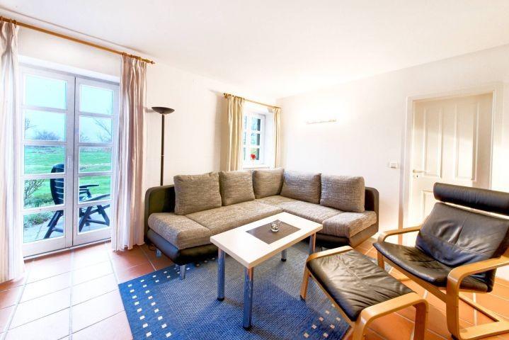 Fewo Sommerschwalbe (D13) - das Wohnzimmer.