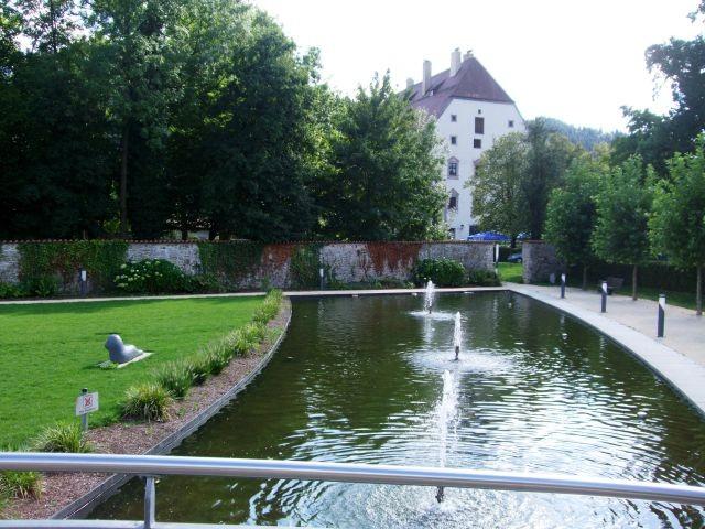 Schlosspark Obernzell