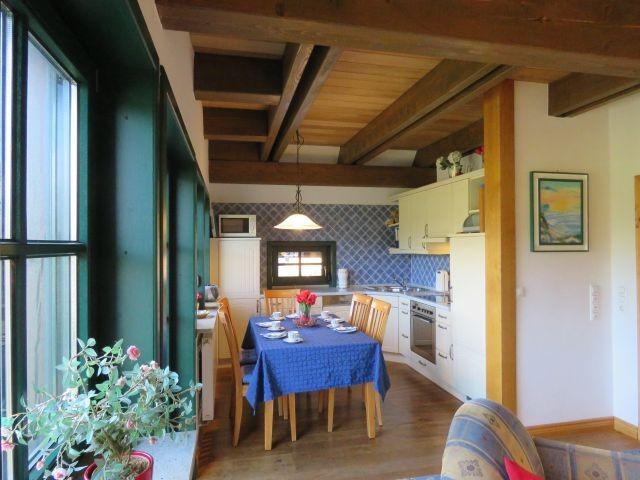 Küche mit Essplatz Hanse