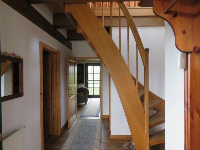Treppe zum OG Hanse