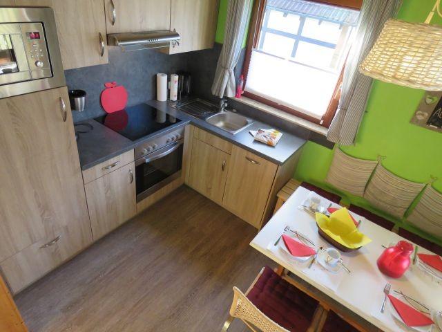 Küchen-/Essplatzbeispiel