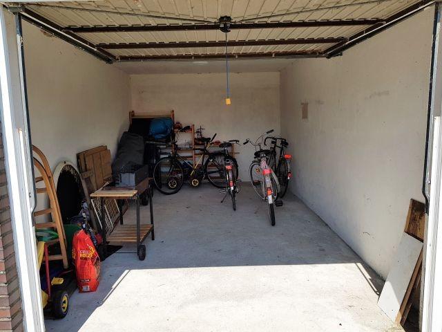 Garage/Fahrräderabstellplatz