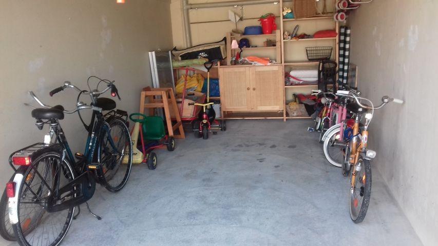 Garage/Fahrradstellplatz