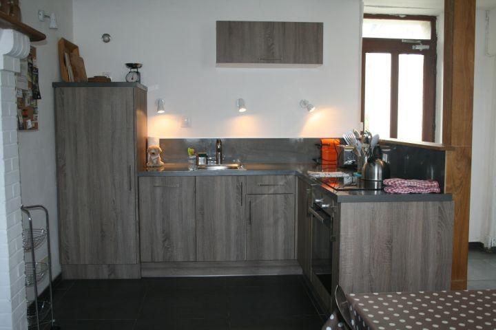 Küche Ferienhaus in der Normandie