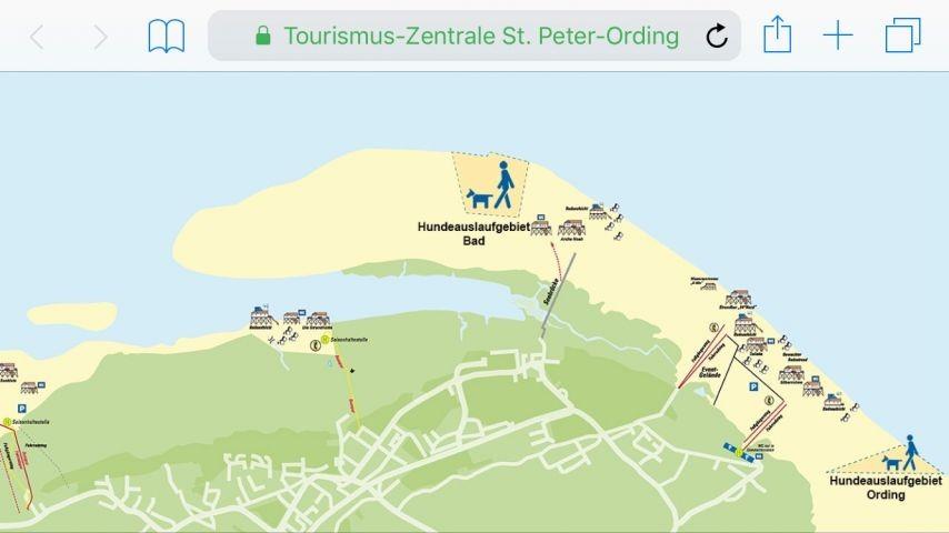 Freilaufzonen St. Peter-Ording