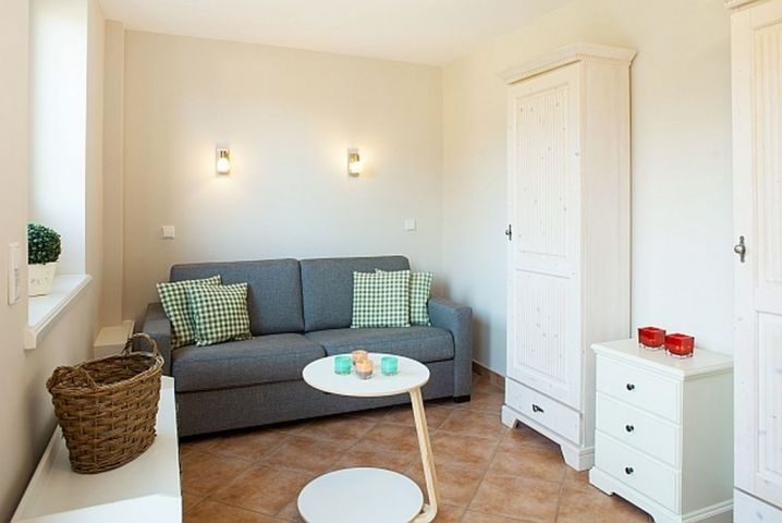 seperates Einzimmer Appartement