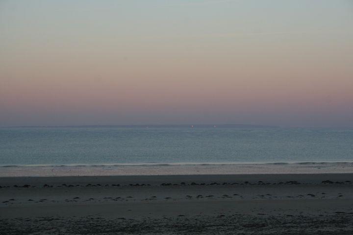 Morgenstimmung am Strand