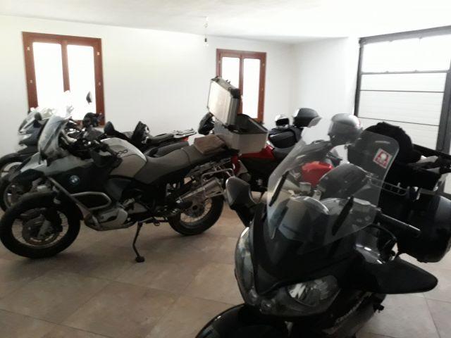 ... ideal für Bikers !...