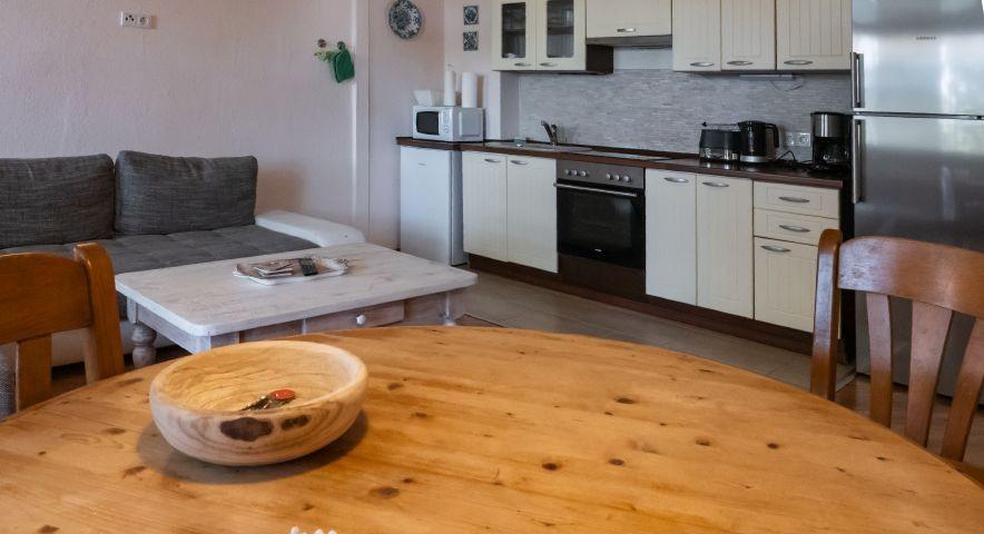 Wohn-/Eß-/Küchenbereich