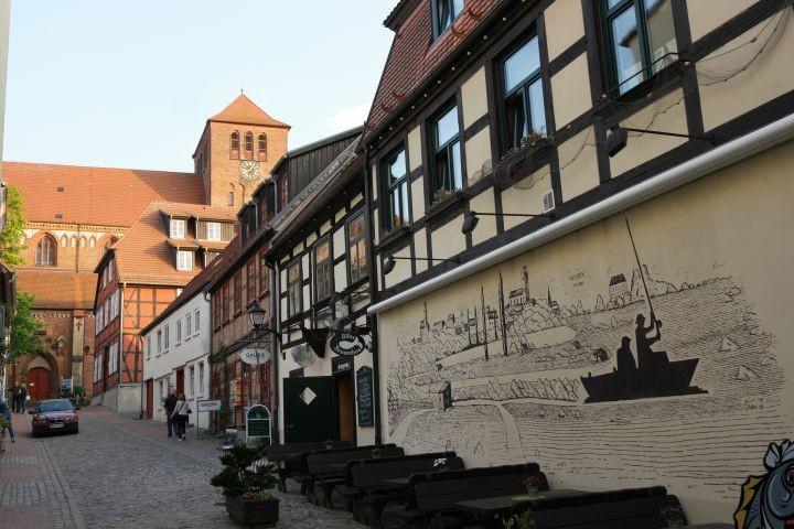 Altstadt von Waren/Müritz