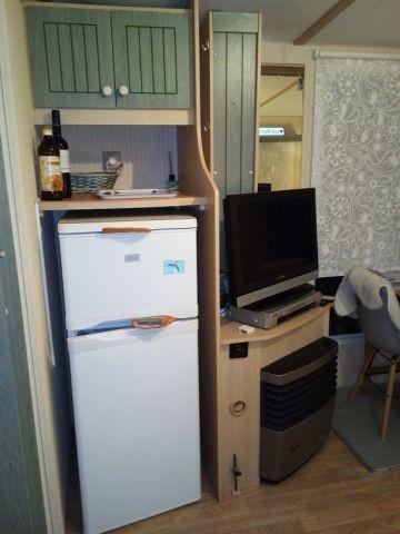 Kühlschrank mit Gefrierteil oben