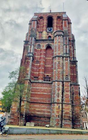 Leeuwahrden -der schiefe Turm