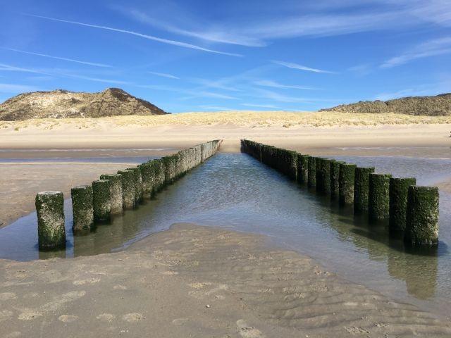 Strand in Burgh Hamstede