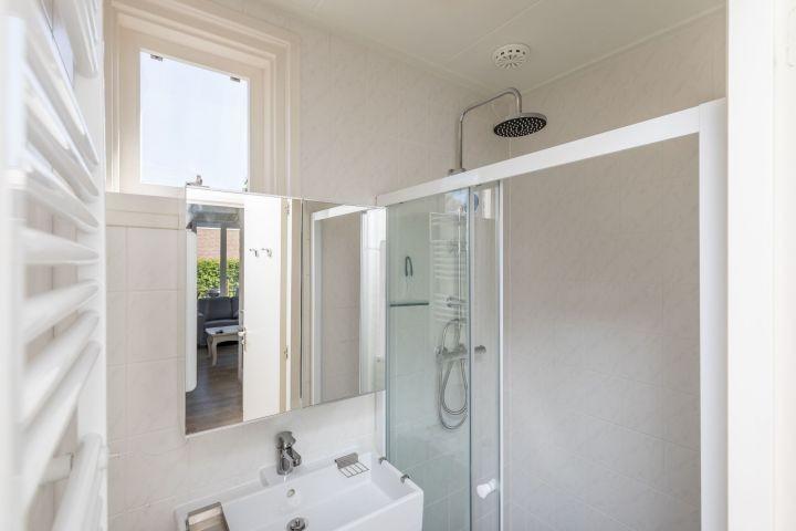 Das neulich renoviertes Badezimmer