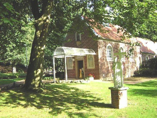 Waldkapelle im nNchbarort