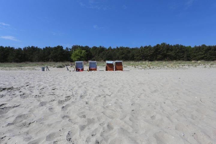 unsere Strandkörbe