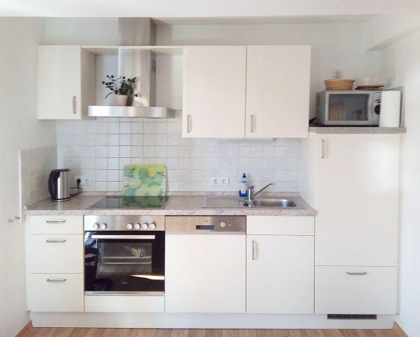 Küchenbereich- Wohnung B
