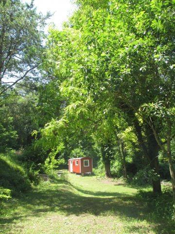 Großer, parkähnlicher Garten im englischen Stil