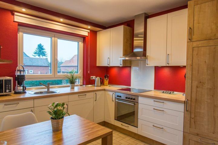 Ferienhaus Wiesengrund - Küche