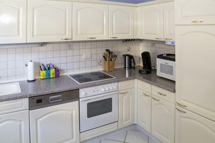 Küche mit Vollausstattung