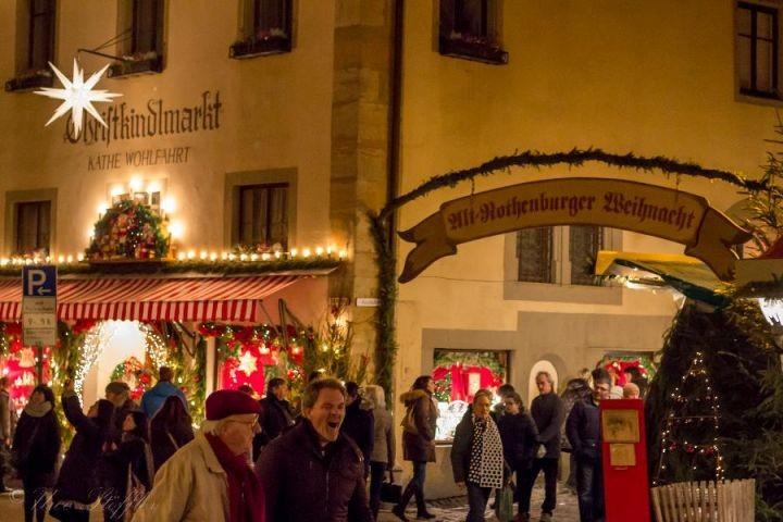 Weihnachtsmarkt Rothenburg ob der Tauber