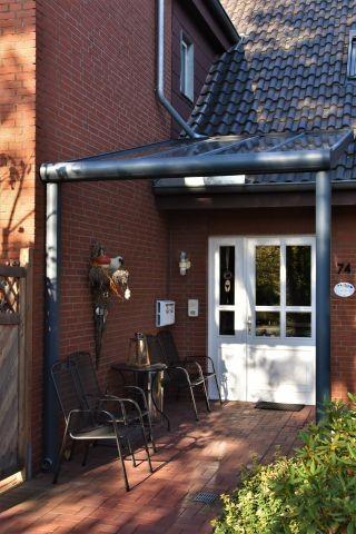 Eingang Ferienwohnung Metteneck