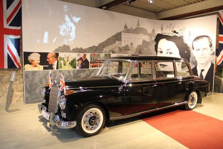 Das Deutsche Automuseum kann fussläufig erreicht werden