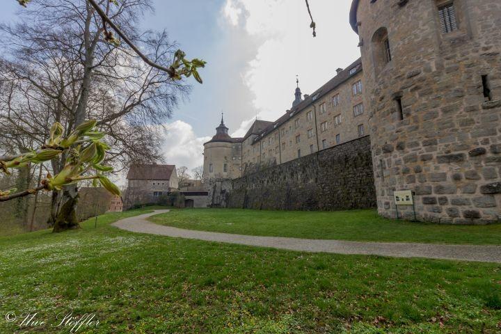 Wanderwege am Schloss - Hunde sind herzlich willkommen!