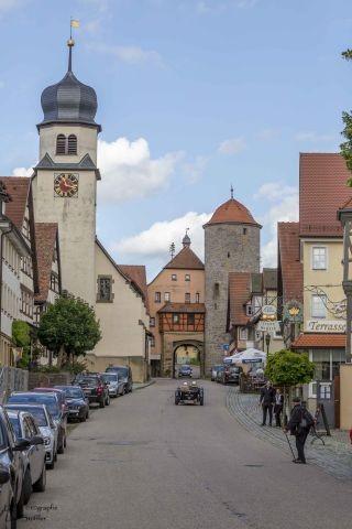 Städtchen Langenburg