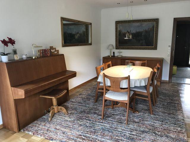 Teilansicht Wohnzimmer