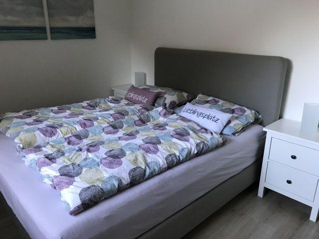 Teilansicht Schlafzimmer 2
